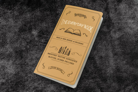 Galen Leather The Everyday Book - Regular