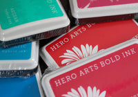 Hero Arts Bold Ink Pad - Strawberry