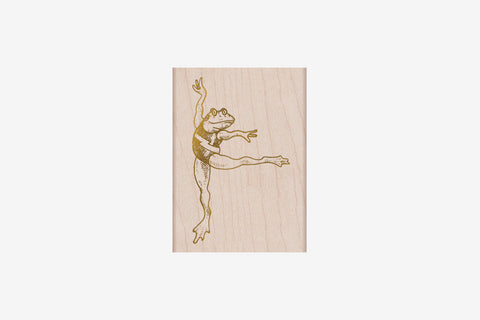 Hero Arts Stamp - From the Vault Dancing Frog