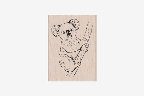 Hero Arts Stamp - Koala on Branch