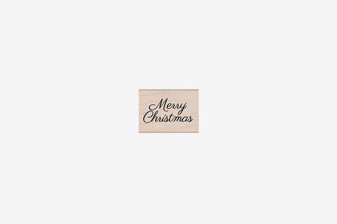 Hero Arts Christmas Stamp - Little Merry Christmas