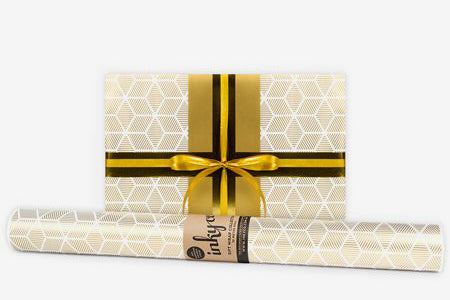 Inky Co Wrap - Gold Stars