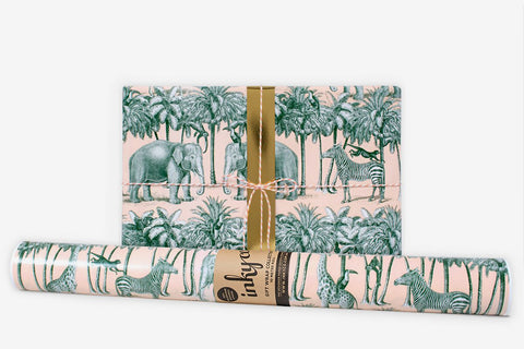 Inky Co Wrap - Safari Nude