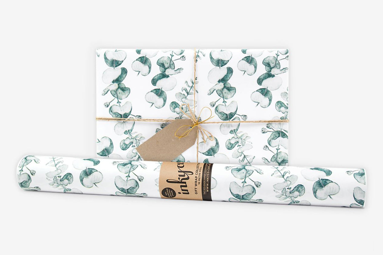 Inky Co Wrap - Eucalyptus
