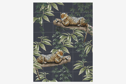 IXXI Wall Art - Jungle & WIld - 120x160cm