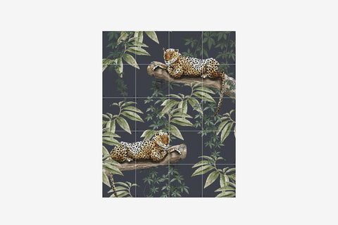 IXXI Wall Art - Jungle & WIld - 80x100cm