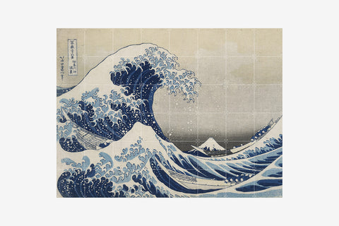 IXXI Wall Art - The Great Wave - 160x120cm