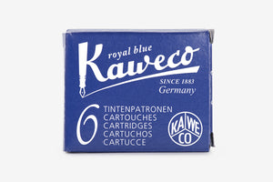 Kaweco Ink Cartridges - Royal Blue