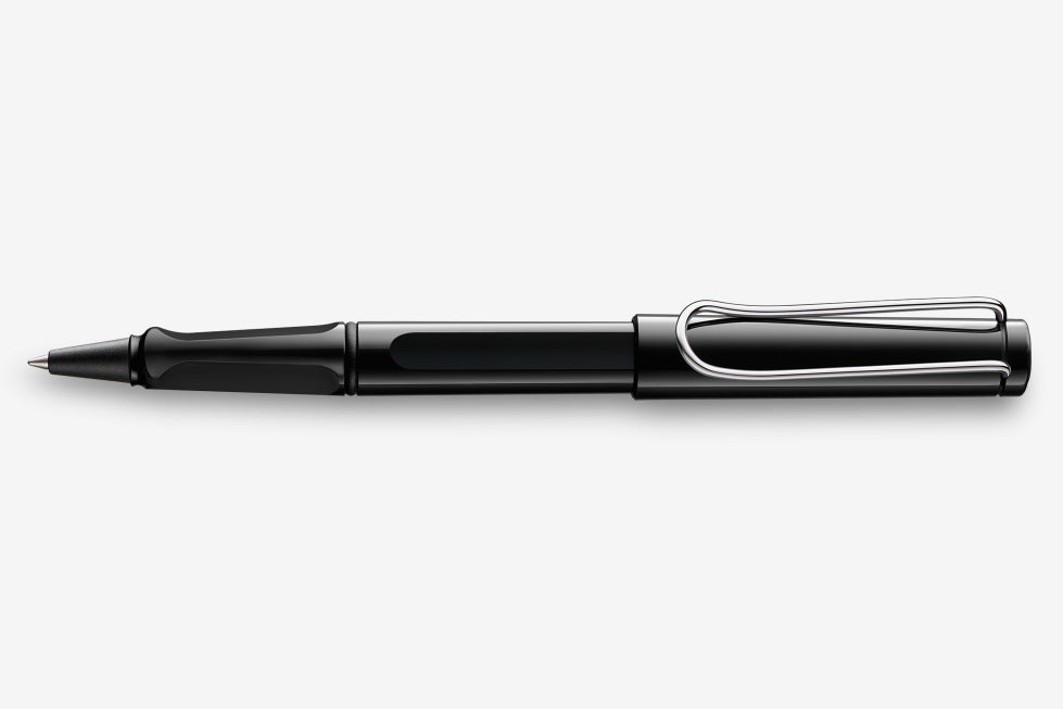 Lamy Safari Rollerball Pen - Gloss Black