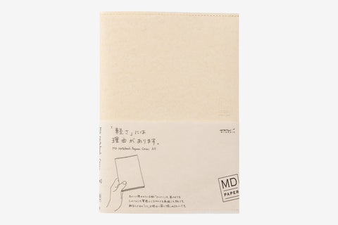 MD A5 Notebook Cover - Paper