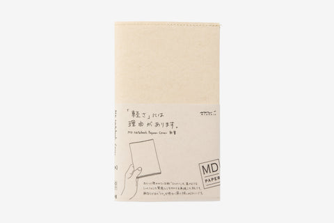 MD B6 Slim Notebook Cover - Paper
