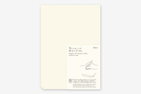 MD A4 Paper Pad - Blank