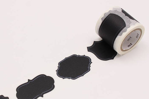 MT Masking Tape - Blackboard Label