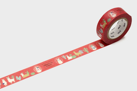 MT Masking Tape - Cheeky Little Llama