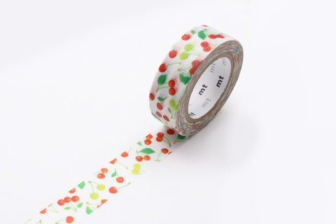 MT Masking Tape - Cherries