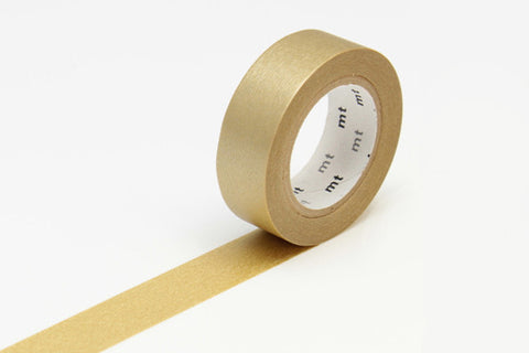 MT Masking Tape - Gold