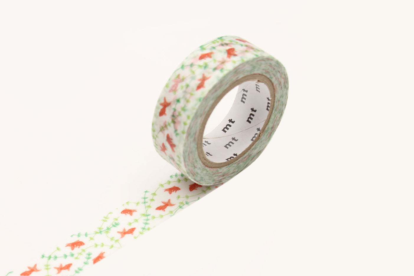 MT Masking Tape - Goldfish