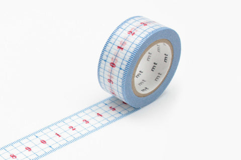 MT Masking Tape - Ruler
