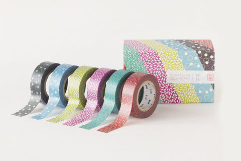 MT Masking Tape Wamon Set - Version 4