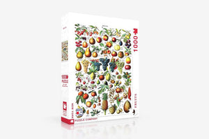 New York Puzzle Company 1000 Pc Puzzle - Fruits