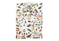 New York Puzzle Company 1000 Pc Puzzle - Insects