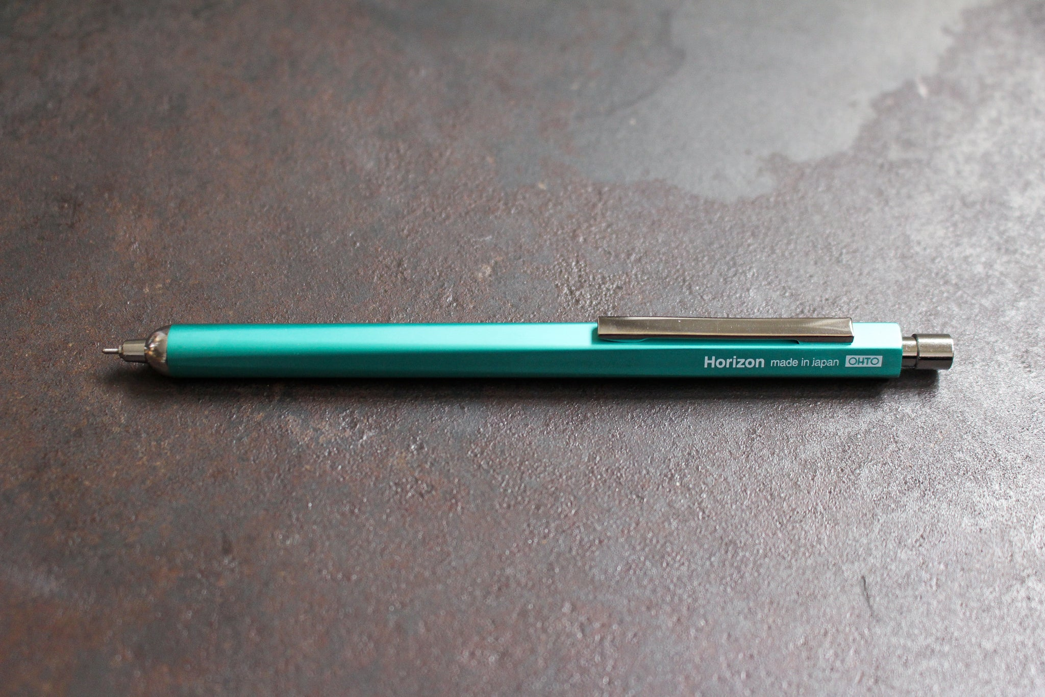 OHTO Horizon Gel Ballpoint Pen - Green