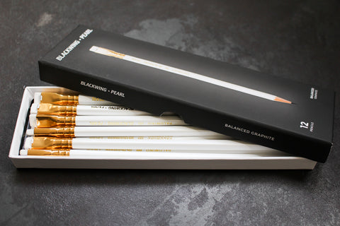 Blackwing Pencils - Pearl