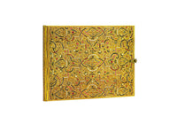 Paperblanks Guest Book - Gold Inlay