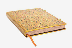 Paperblanks Ultra Hardcover Journal - Gold Inlay