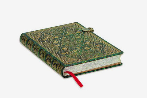 Paperblanks Mini Hardcover Journal - Juniper