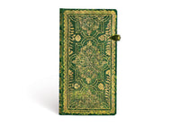 Paperblanks Slim Hardcover Journal - Juniper
