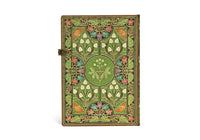 Paperblanks Midi Hardcover Journal - Poetry In Bloom