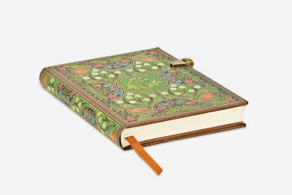 Paperblanks Mini Hardcover Journal - Poetry in Bloom