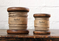Paperphine Paper Twine on Wooden Spool - Natural