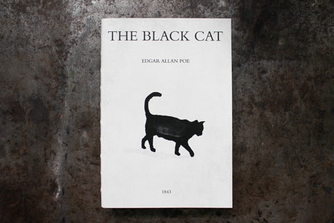 Slow Design Libri Muti Notebook - Black Cat
