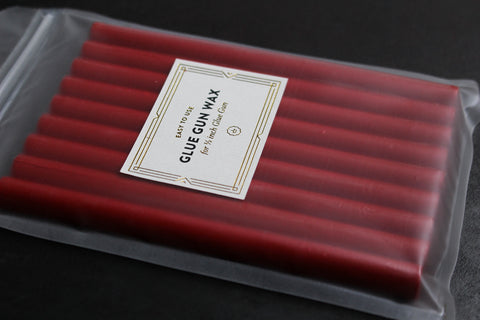 Stamptitude Glue Gun Sealing Wax - Red