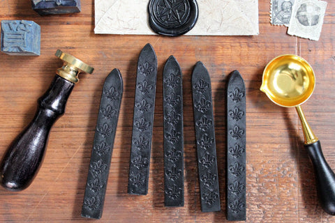 Stamptitude Sealing Wax Stick - Black