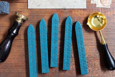 Stamptitude Sealing Wax Stick - Teal