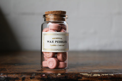 Stamptitude Sealing Wax Pebbles - Blush