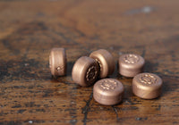 Stamptitude Sealing Wax Pebbles - Bronze