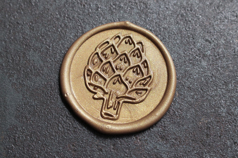 Stamptitude Wax Seal Set - Artichoke