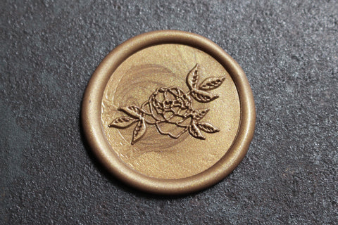 Stamptitude Wax Seal Set - Blossom