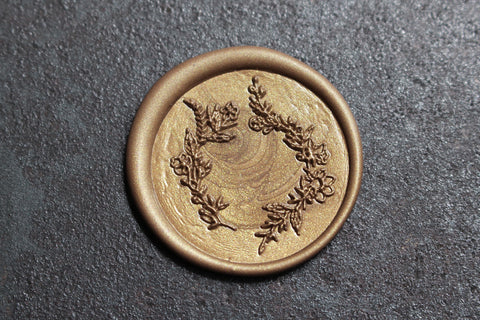 Stamptitude Wax Seal Set - Wildflower