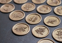Stamptitude Wax Seal Set - Evergreen