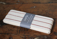Studio Carta Metallic Line Ribbon Paddle - Natural/Copper