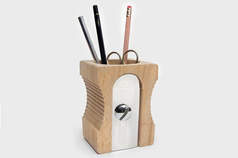 Suck UK Sharpener Desk Tidy - Light