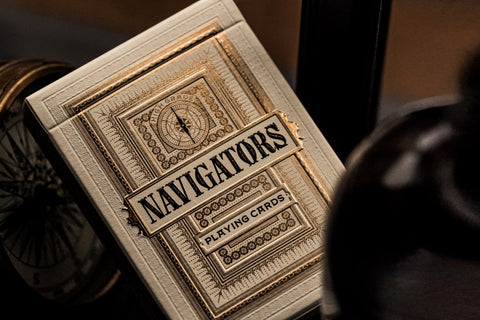 Playing Cards - Navigators