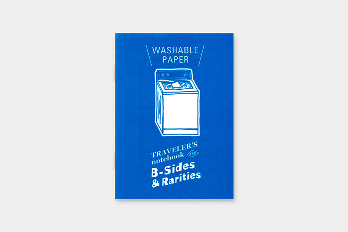 Traveler's Company Passport Notebook Refill - Washable Paper