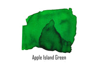 Van Dieman's Ink Fountain Pen Ink - Apple Island Green