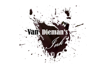 Van Dieman's Ink Fountain Pen Ink - Sweet Fig